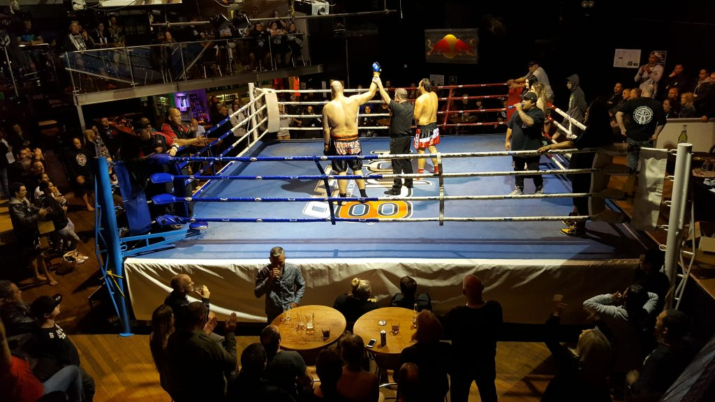 Boxing and Kickboxing Events @ Altitude