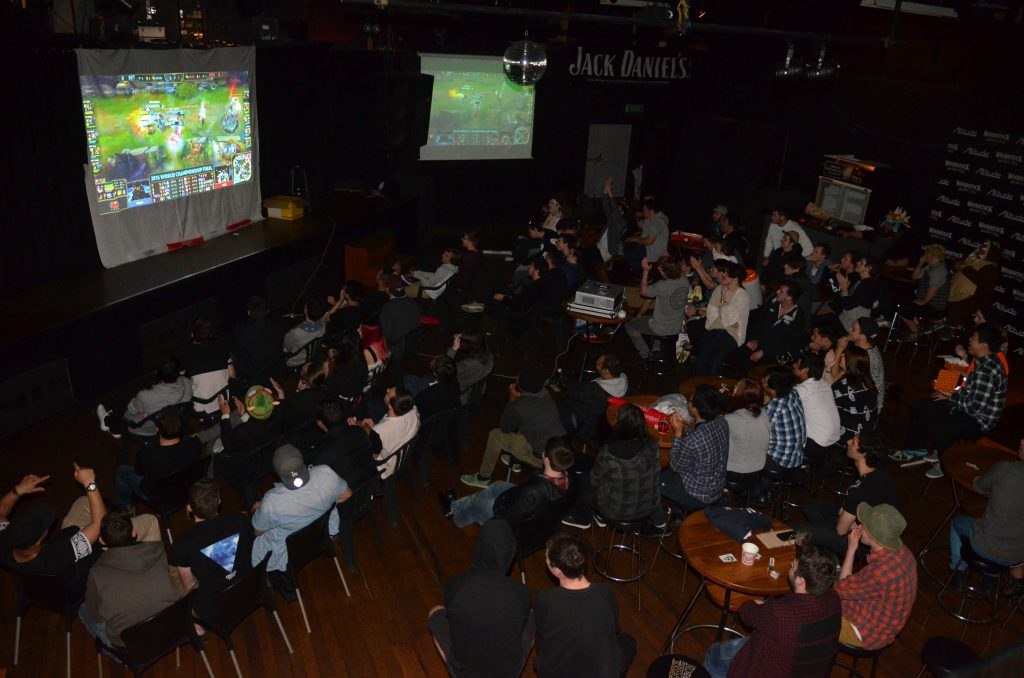 Viewing Party @ Altitude
